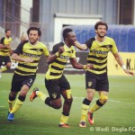 Ghanaian striker Samuel Afum scores again to power Wadi Degla to victory in Egypt