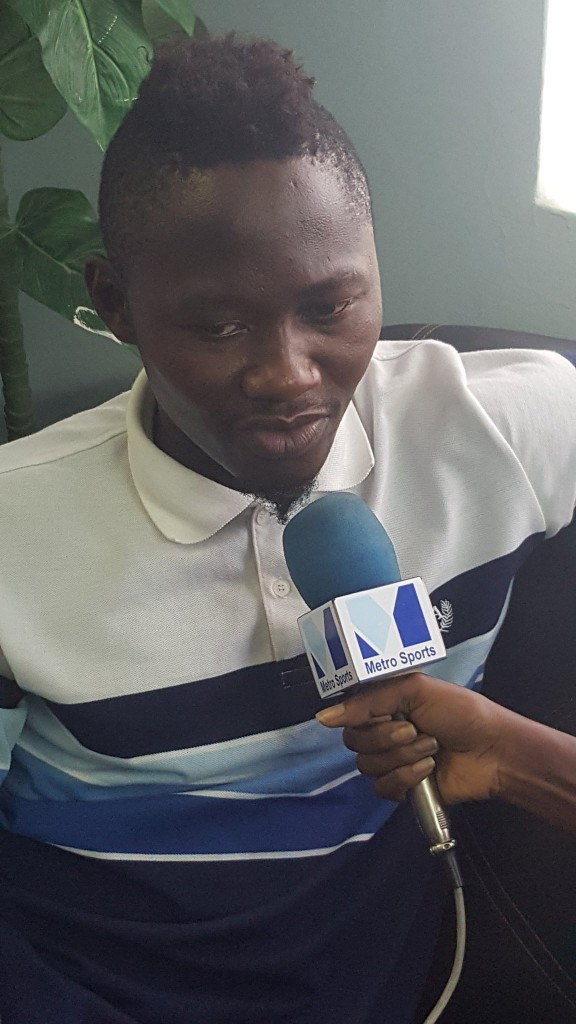Clinical finisher Eric Bekoe agrees two-year deal with Great Olympics