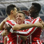 Spanish national team host birthday party for Ghana target Inaki Williams