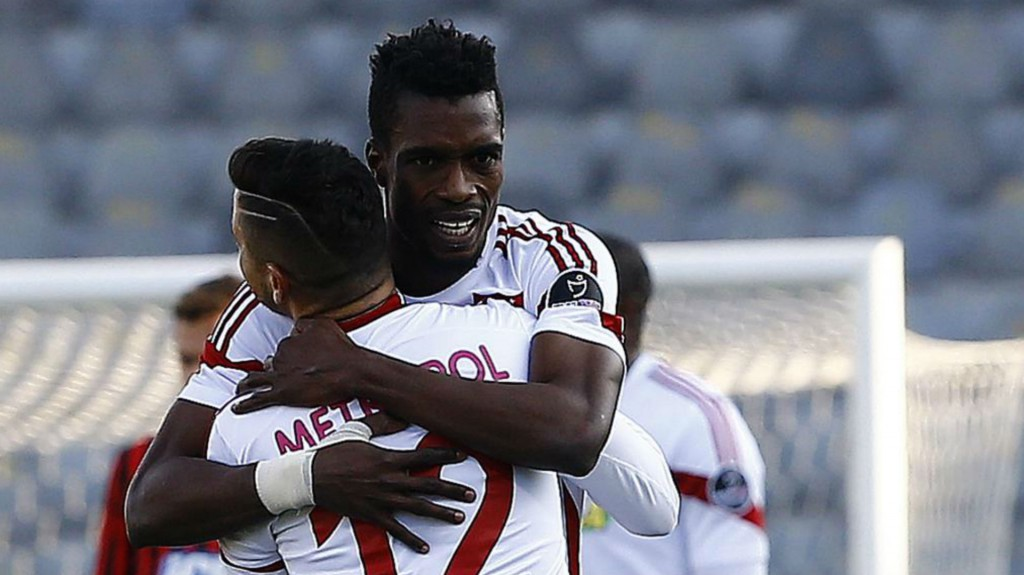 Ghana defender John Boye scores to power Sivasspor to victory in Turkey