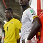 Ghana Defender Jonathan Mensah admits AFCON D group is the toughest