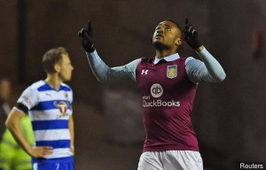 VIDEO: Watch Jordan Ayew's stoppage-time penalty in Aston Villa win over Reading