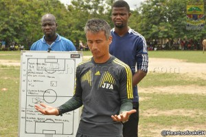 Aduana Stars audacious move for ex-Hearts coach Kenichi Yatsuhashi has collapsed