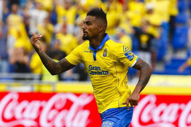 VIDEO: Kevin-Prince Boateng scores ninth league goal as Las Palmas rout Real Betis