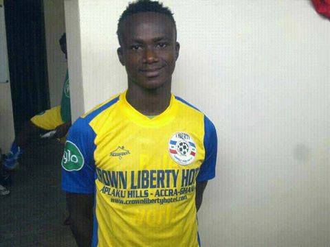 Former Liberty Professionals midfielder Kodie reveals he is close to joining Hearts