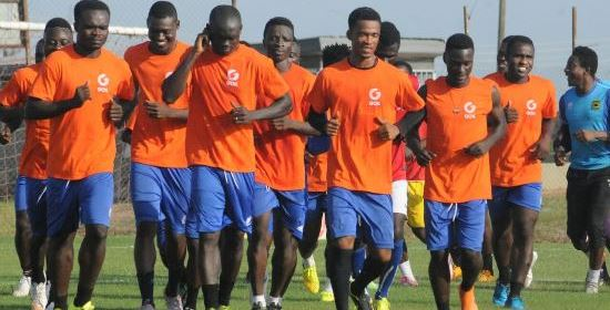 Asante Kotoko get pre season underway; preparing for G6 tourney