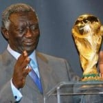Former President John Kuffour urges Black Stars to qualify for the World Cup