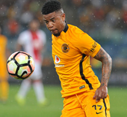 Kaizer Chiefs' star George