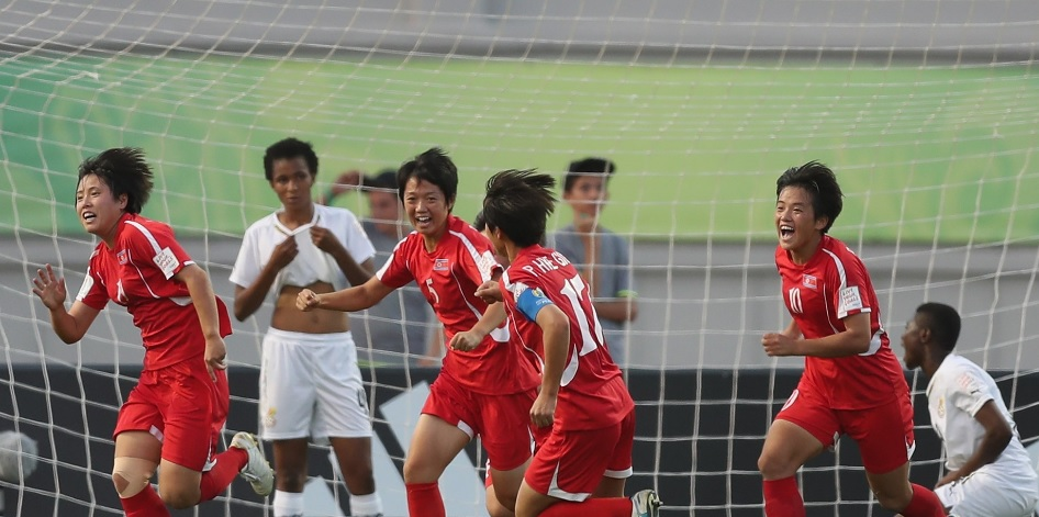 Blacks Maidens concede late to fall at Korea DPR hurdle and miss out on FIFA U17 WWCup semi-final