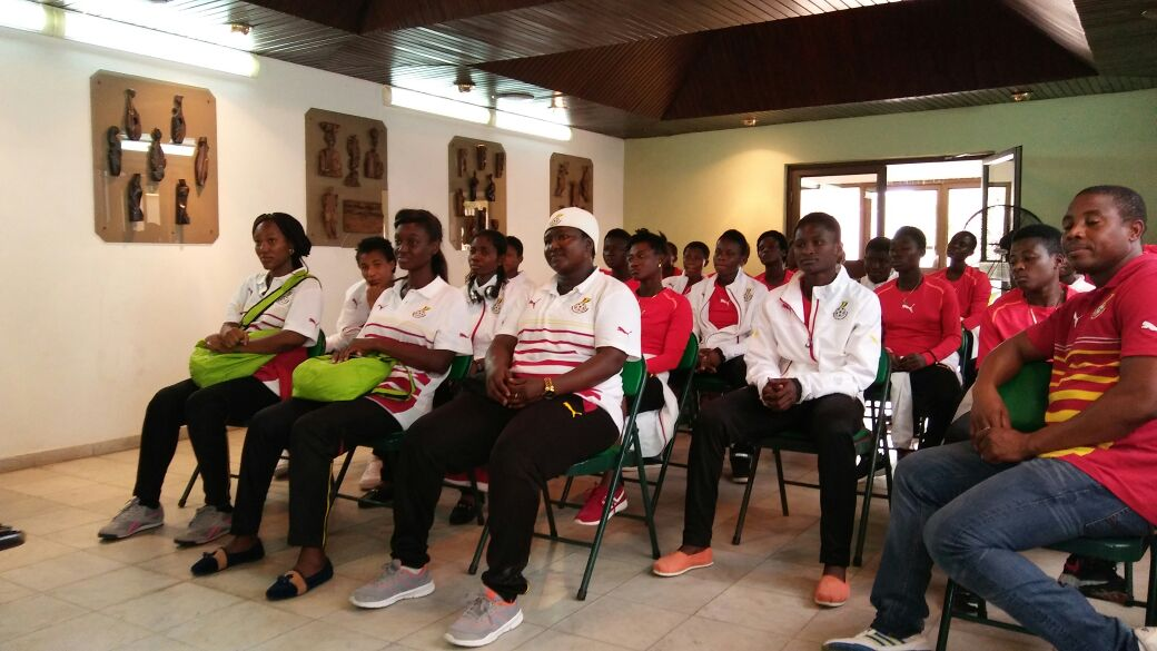 Black Maidens arrive home after brave display at FIFA U17 Women's World Cup finals
