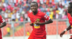 Michael Akuffu starts training to fuel Kotoko return