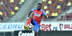 Ghanaian midfielder Muniru Sulley suffers injury, ruled out of Steaua Bucureşti  league match against Târgu Mureş