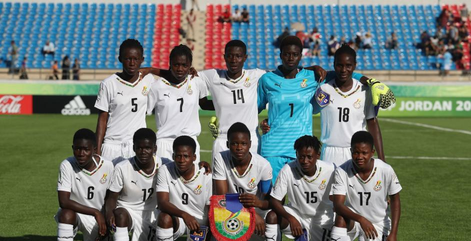 FIFA U17 Women's World Cup: Black Maidens crushed 5-0 by Japan in Group opener
