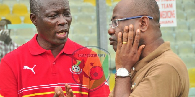 Former Sports Minister Nii Lante Vanderpuye disagrees with Nyantakyi's 'declined' sports journalism statement