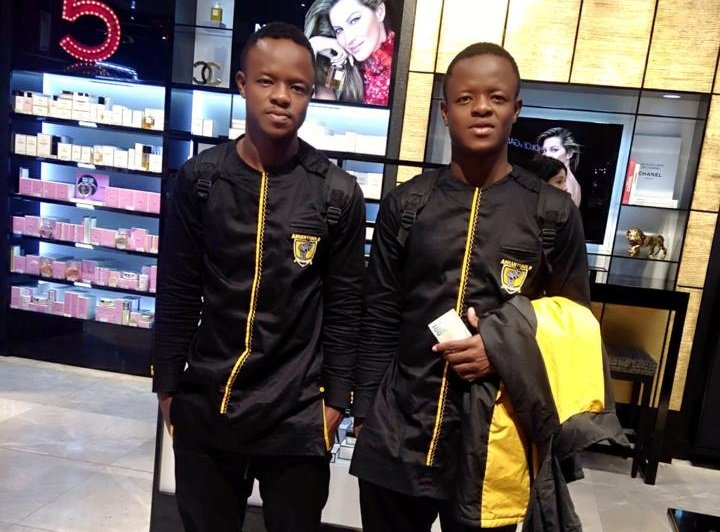 OFFICIAL: AshantiGold release twin brothers Fuseini and Alhassan Nuhu