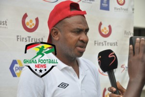 Ghana's U17 assistant coach Nuhu Ahmed not daunted by tough African draw