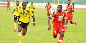 Kotoko striker Obed Owusu admits he was poor last season