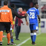 VIDEO: Watch Eric Ocansey's sublime double for Eupen in Belgium