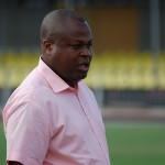 Fred Pappoe determined not to return to