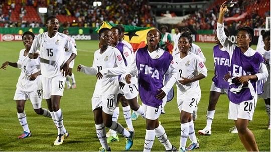 Black Princesses camping ahead of World Cup up in the air due to lack of funds