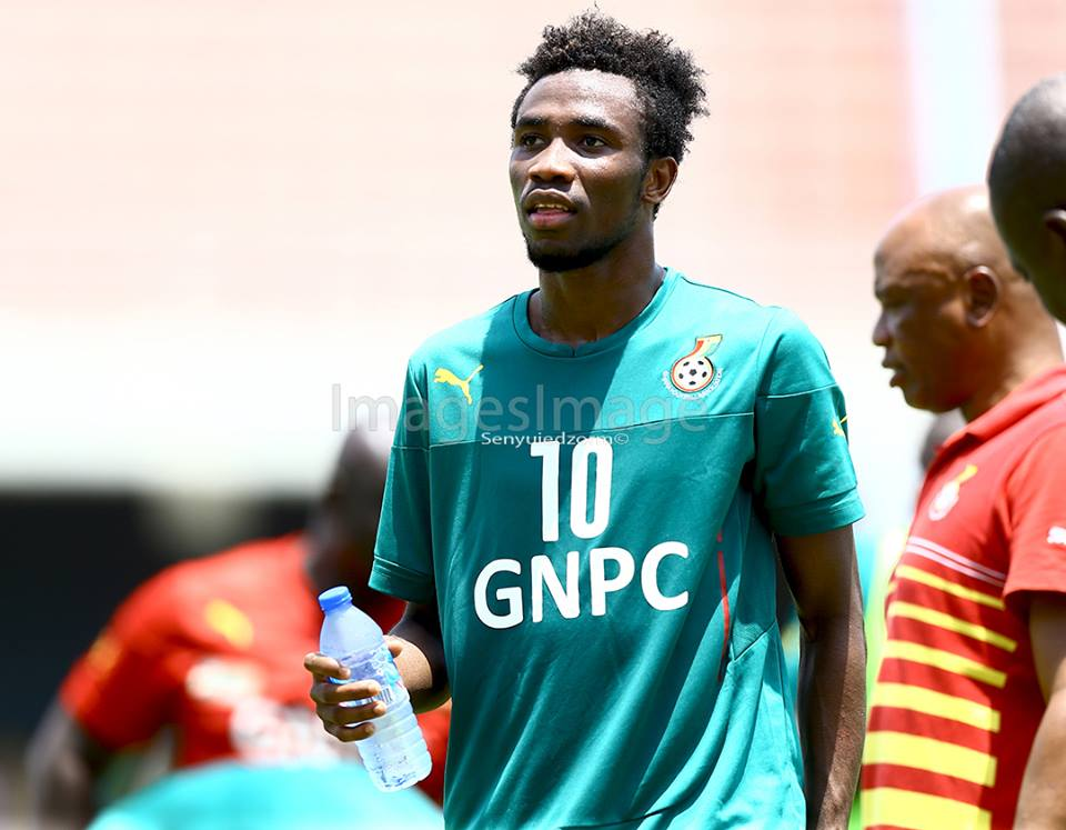 2019 Africa Cup of Nations: Big names do not guarantee you title- LASK Linz star Samuel Tetteh