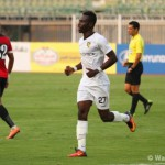 VIDEO: Watch Samuel Afum's impressive strike for Wadi Degla in the Egyptian Premier League
