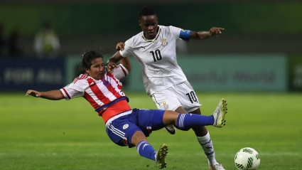 Ghana U17 female star Sandra Owusu-Ansah will not be rushed into Black Queens – Basigi