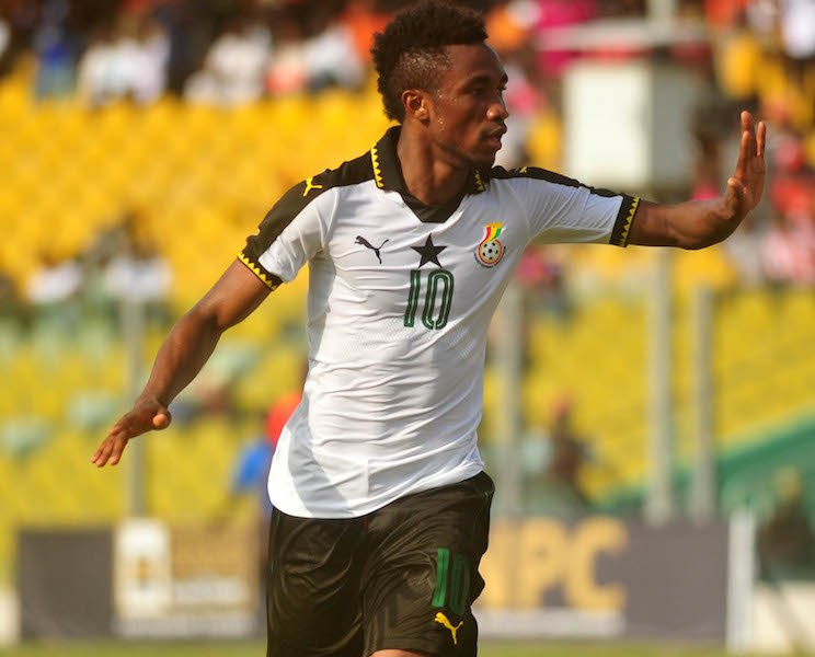 Samuel Tetteh sends well wishes to Black Stars ahead of 2019 AFCON