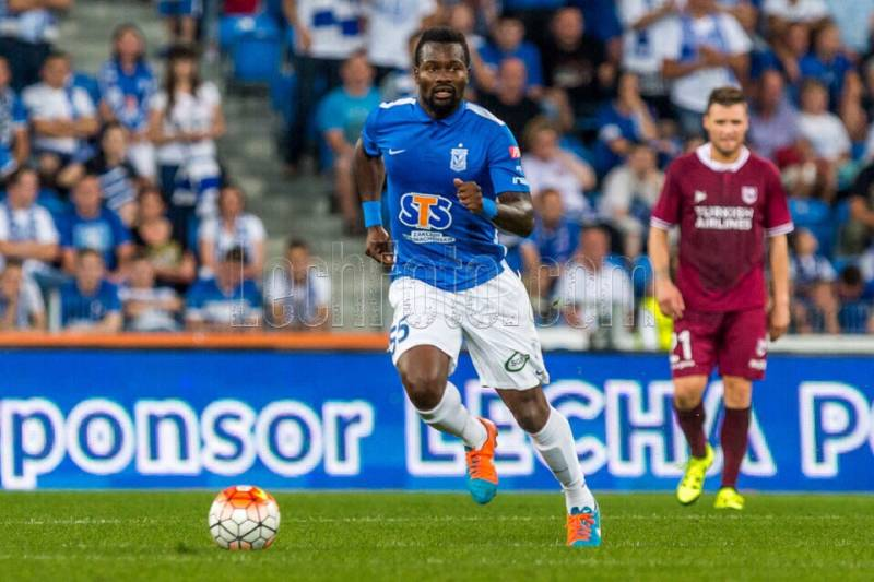 Lech Poznan midfielder Aziz Tetteh wants to win the Polish League