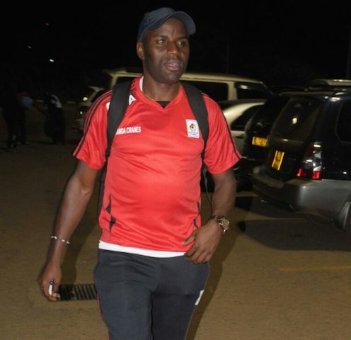 Uganda leave for World Cup qualifier against Ghana.