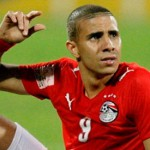 Egypt striker Zidan vows Pharaohs will defeat Ghana back-to-back