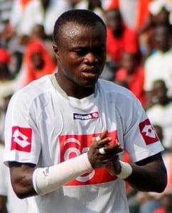 EXCLUSIVE: Former Kotoko striker Alex Asamoah joins Burkina Faso champions Rail Kadiogo