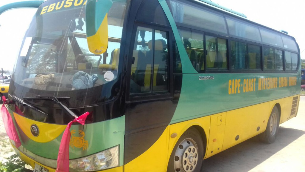 Court orders auctioning of Ebusua Dwarfs team bus