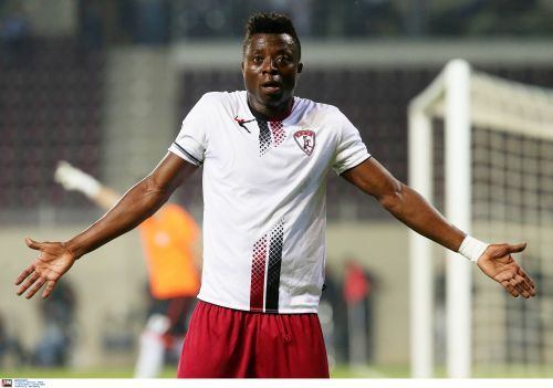 Owusu-Ansah Kontor: Former Kotoko boy sparkling in Greek top-flight with AEL Larissa