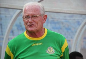 Ex-Medeama coach Hans Vander Pluijm rules out Ghana return after being reinstated at Yanga