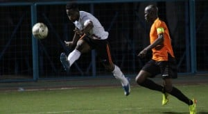 Ghanaian trialist Samuel Afful on target for Azam FC in friendly win over Ruvu Shooting