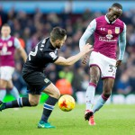 Ghana's Albert Adomah makes injury return for Aston Villa in victory over Blackburn Rovers