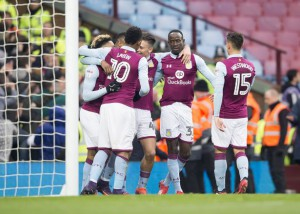 Albert Adomah and Jonathan Kodjia can become Aston Villa's Ant and Dec