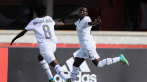 VIDEO: Watch Ernestina Abambila's goal against USA as Black Princesses crush out of World Cup