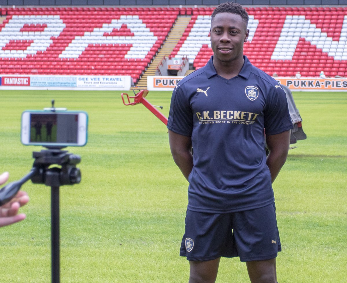 Profile: All you need to know about Ghana newboy Andy Yiadom of Barnsley