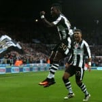 Winger Christian Atsu strikes to power Newcastle United to victory over Cardiff City