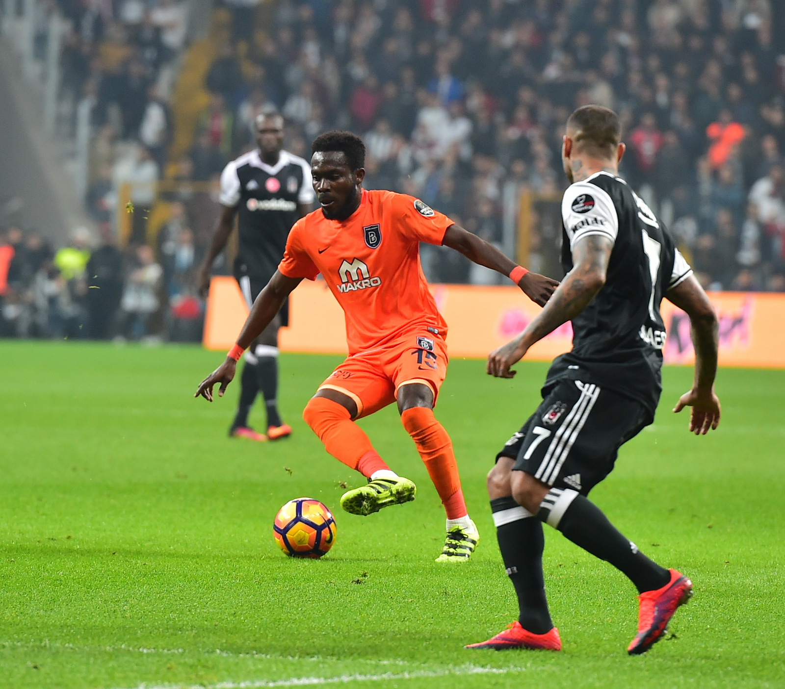 Istanbul Basaksehir FK revenant Joseph Attamah wants to gatecrash Ghana's AFCON squad