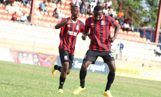 Ghanaian striker Kwame Attram shinning in Zambia with Zanaco