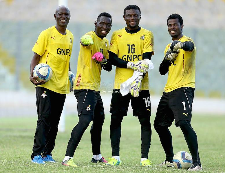 Former Ghana goalie Joe Carr reveals why Black Stars lack quality shot stoppers in recent years