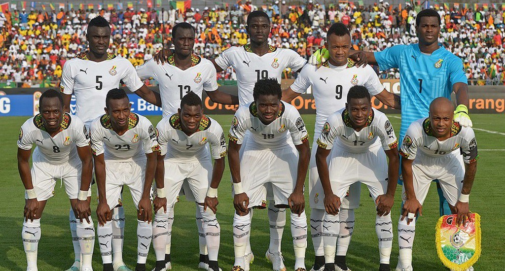 2018 FIFA WC Qualifier: Ghana's probable line up against Egypt's Pharaohs in Alexandria