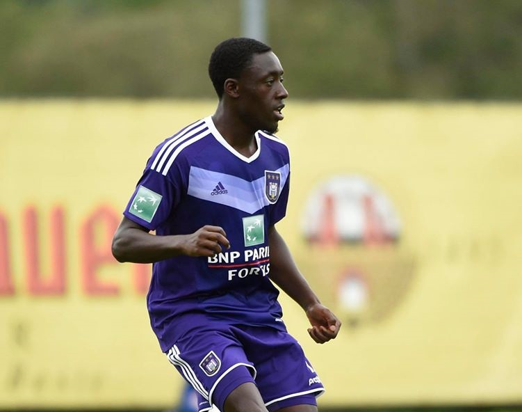 Dennis Appiah confirms Anderlecht stay despite Ligue 1 rumours