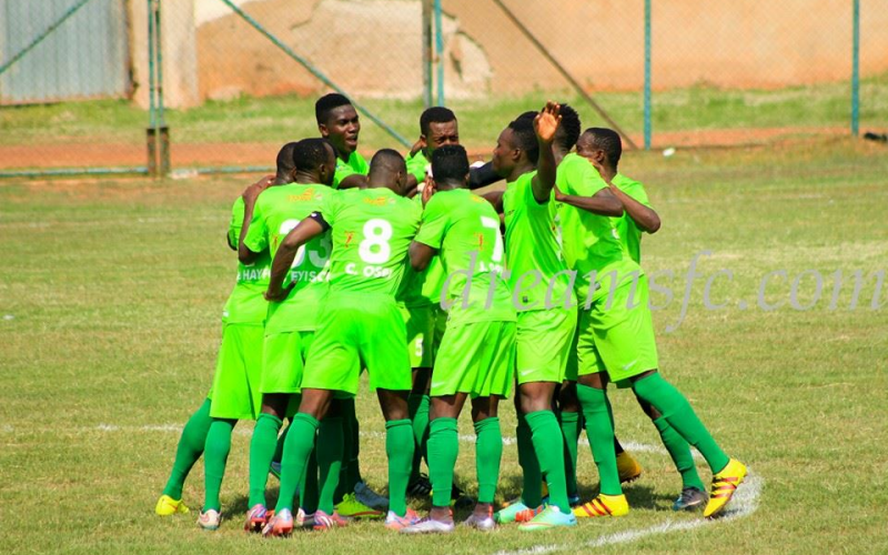 Division One League: Dreams FC promote FIVE players from youth sides