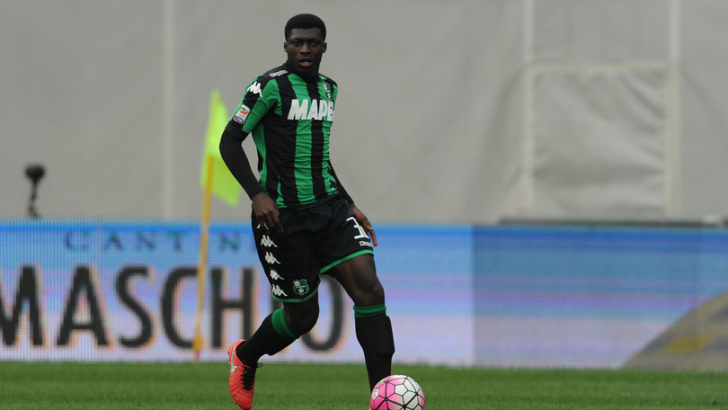 AC Milan scouting Sassuolo's Ghana midfielder Alfred Duncan