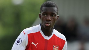 Eddie Nketiah: All you need to know about the Arsenal striking prospect