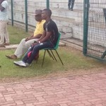Want-away Hearts star Ollenu spotted at Kotoko training grounds